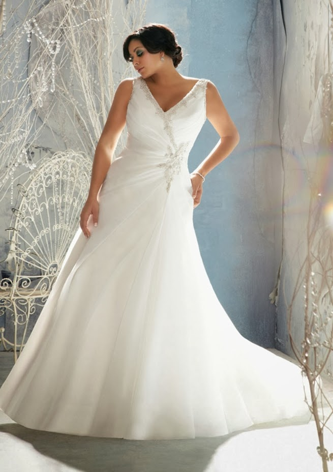 2015fashion plus size wedding dresses 2014 plus size for Plus size wedding dresses uk