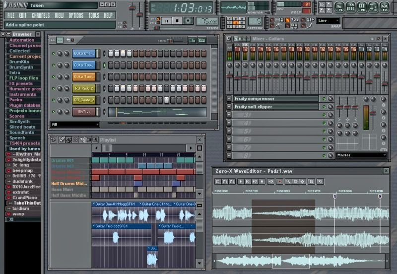 FL Studio Producer Edition 11 download