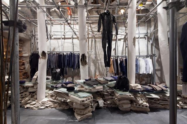 Independent Fashion Designers & Architects