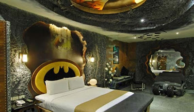 foto dormitorio batman