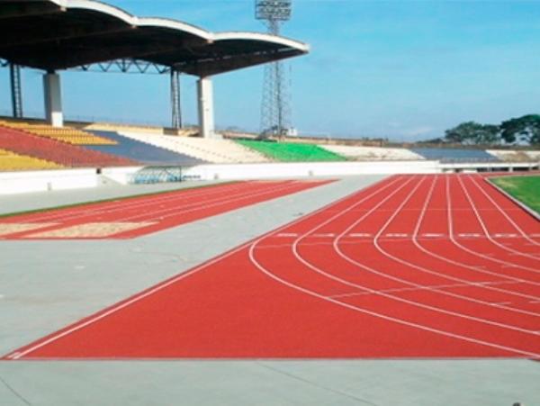 Maquete nova pista de atletismo em Campina Grande