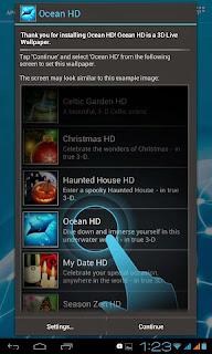 Ocean HD