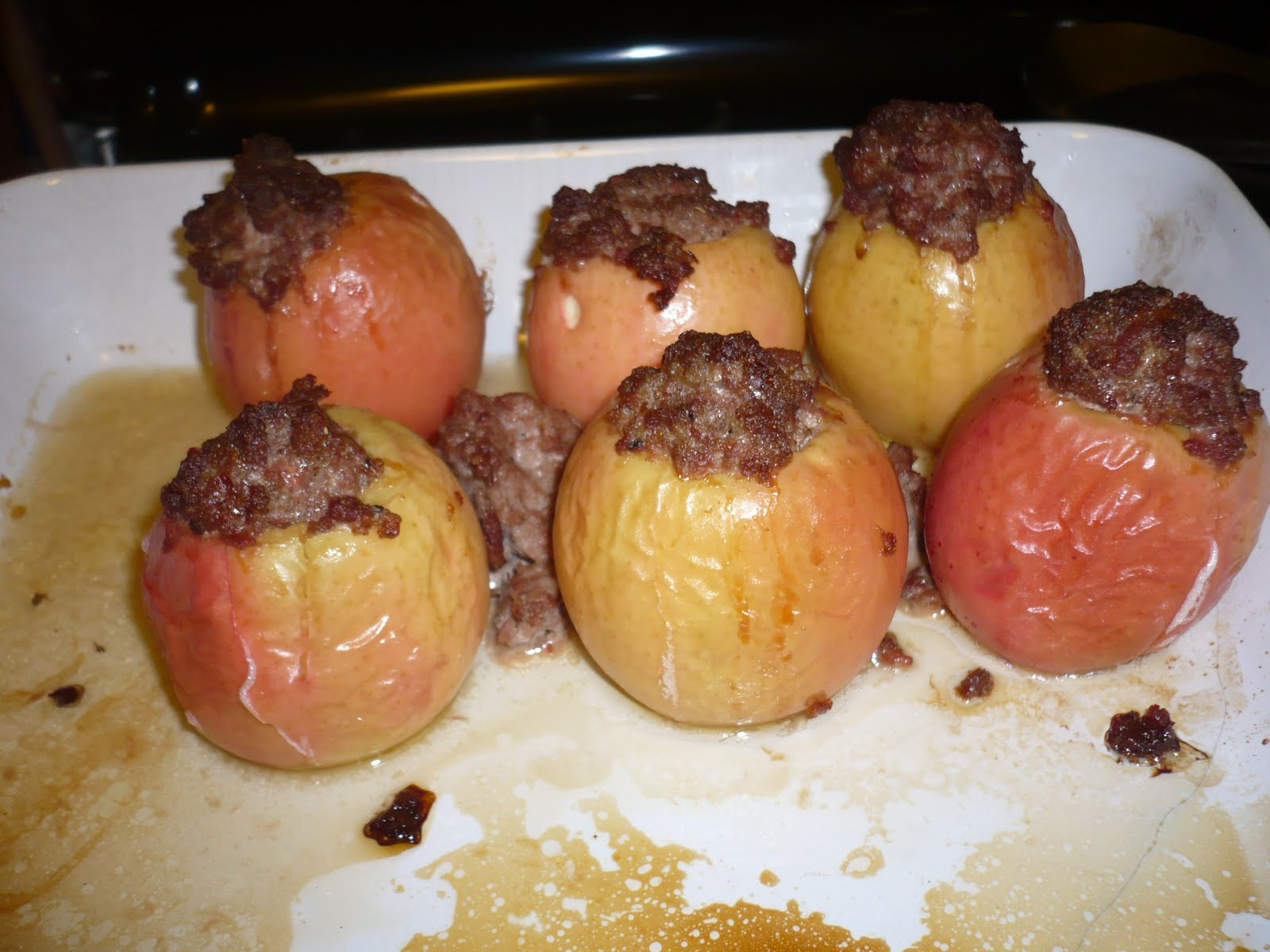Baked Stuffed Apples Recipes — Dishmaps