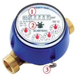Aprende a leer tu medidor de agua - Medidor de agua ...