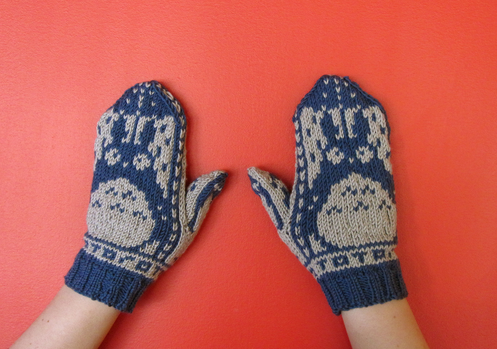 Knitting Pattern Mittens : knitting mittens-Knitting Gallery