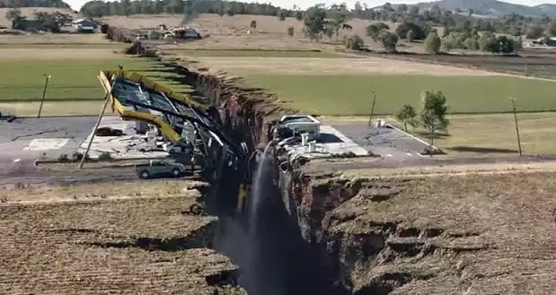 Μεγάλος σεισμός έπληξε τη Καλιφόρνια των ΗΠΑ – Το ρήγμα του Αγίου Ανδρέα είναι «κλειδωμένο, γεμάτο και έτοιμο να σπάσει»