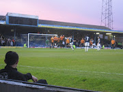 . match against Barnet. Southend by the Sea is a coastal town that has a .