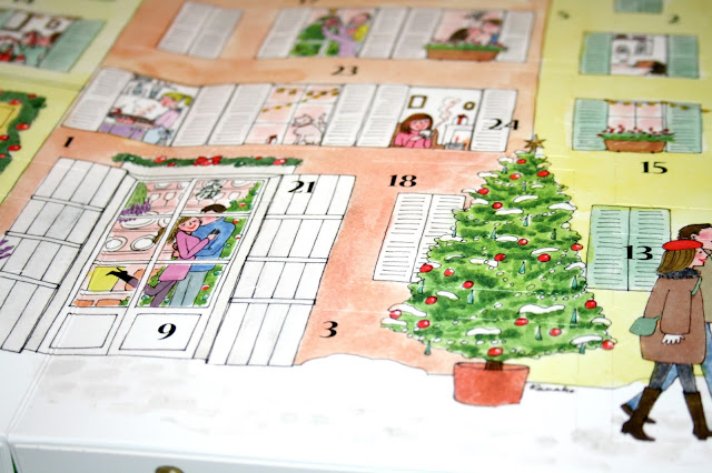 L'Occitane Advent Calendar 2015