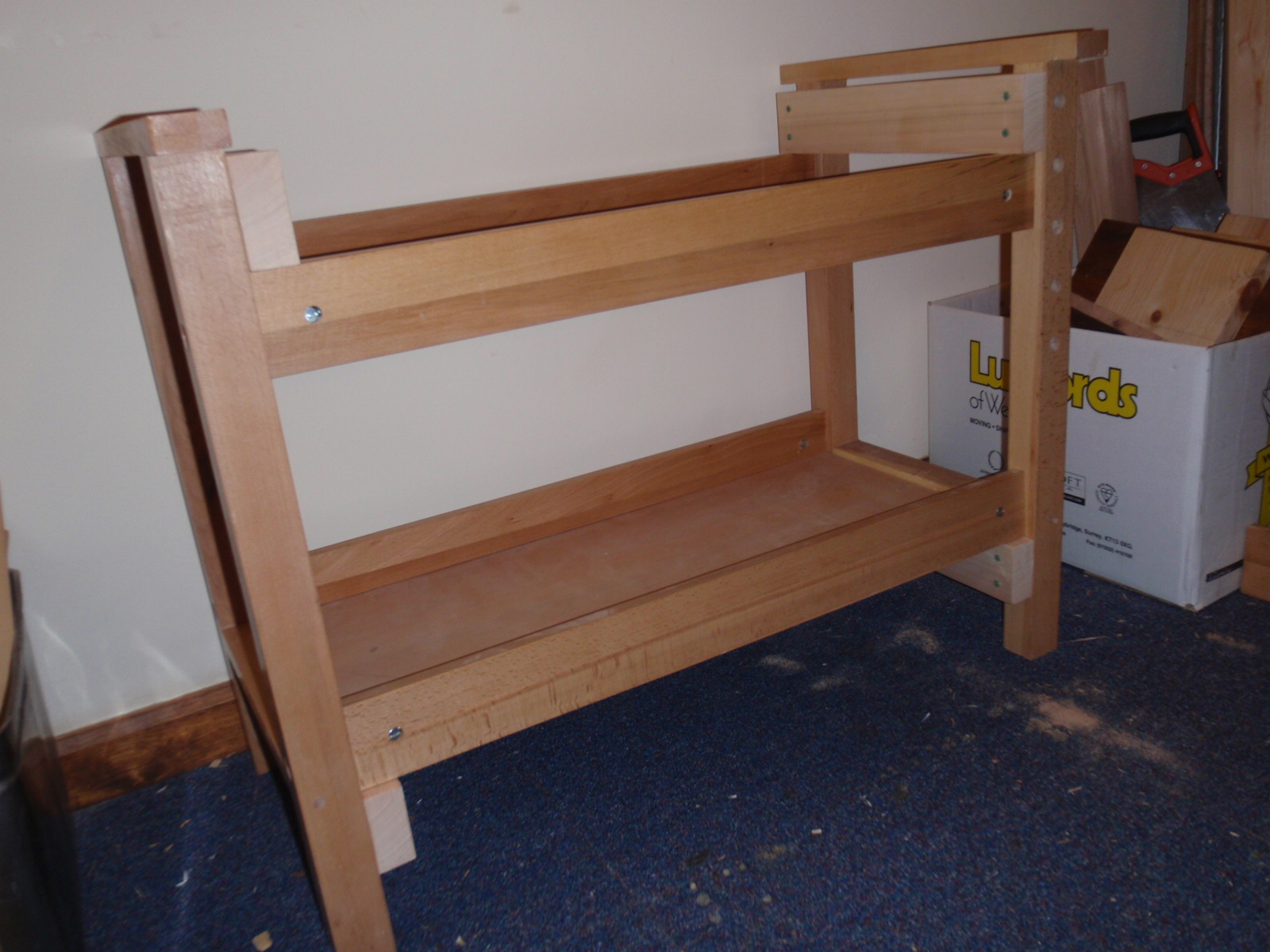 Woodworking Bench Height