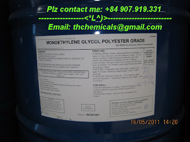Ethylene glycol (MEG) - malaysia - Anti freeze - chiller - coolant