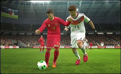 Download Patch 1.3 PES 2014 Terbaru