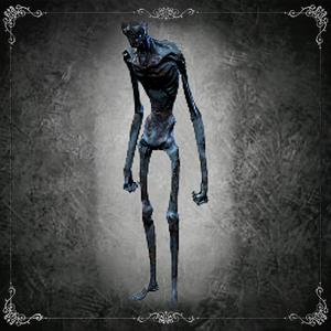 Labyrinth Watcher (Bare Hands)