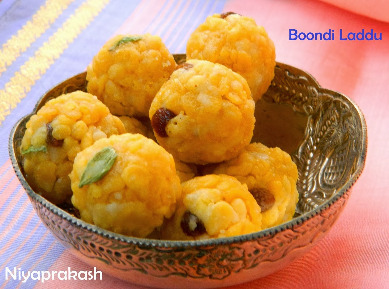 how to make boondi ladoo video