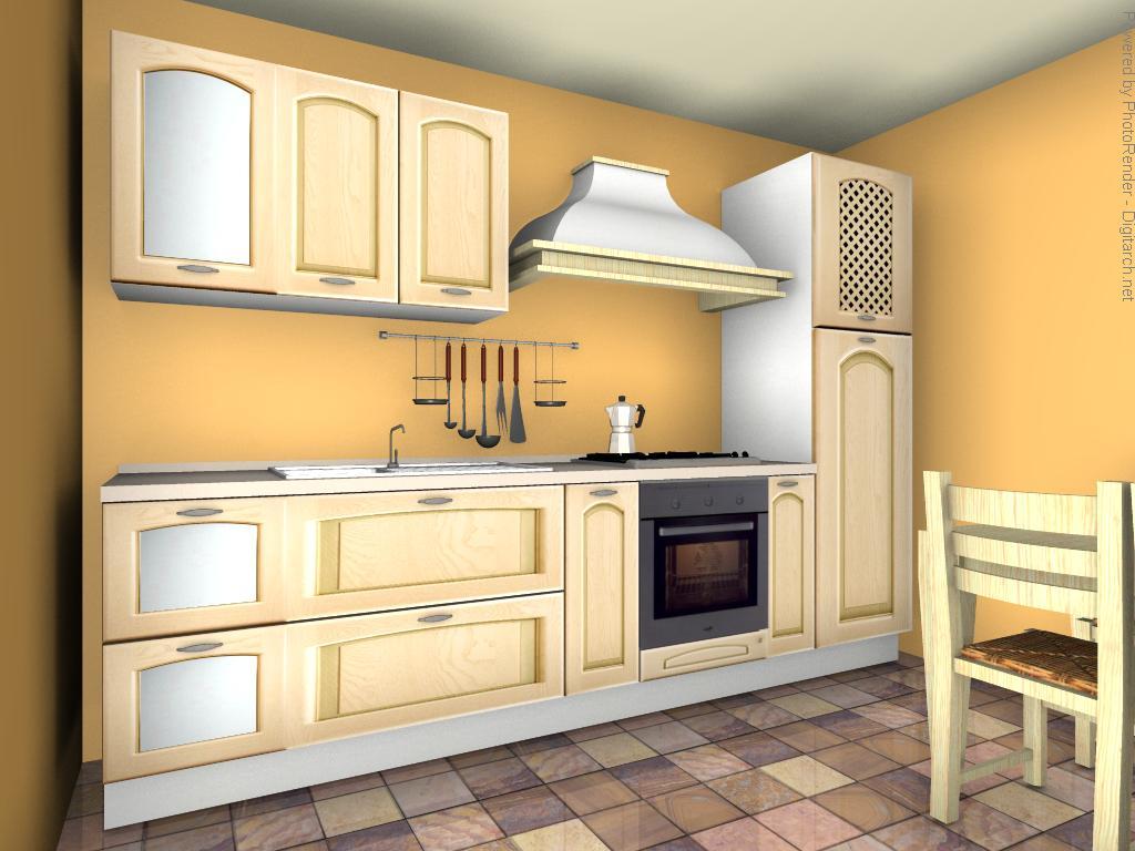Come scegliere una cucina a composizione fissa