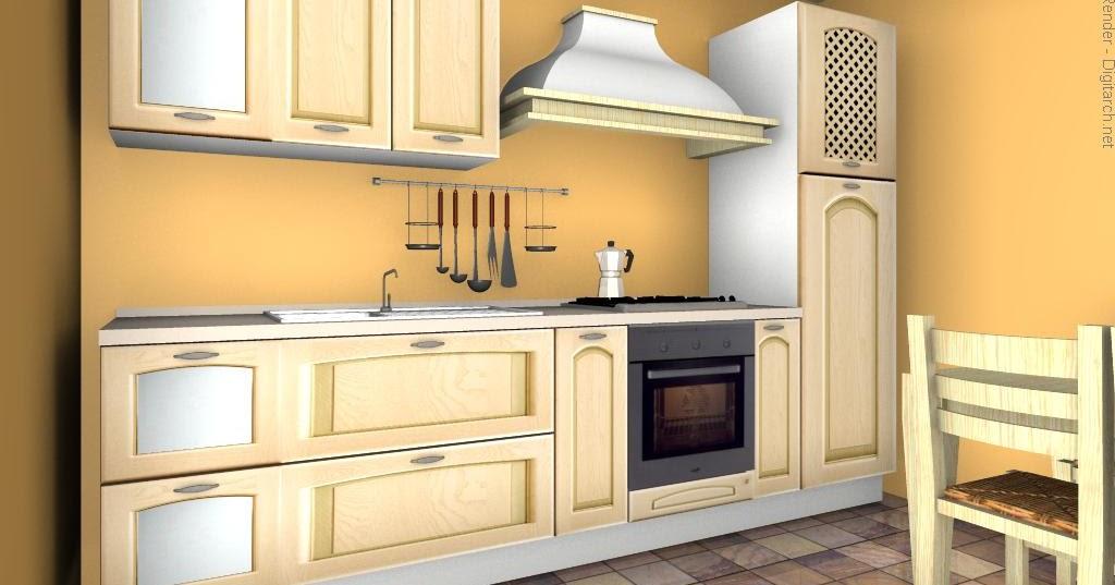 Consigli d 39 arredo come scegliere una cucina a - Comprare cucina senza elettrodomestici ...