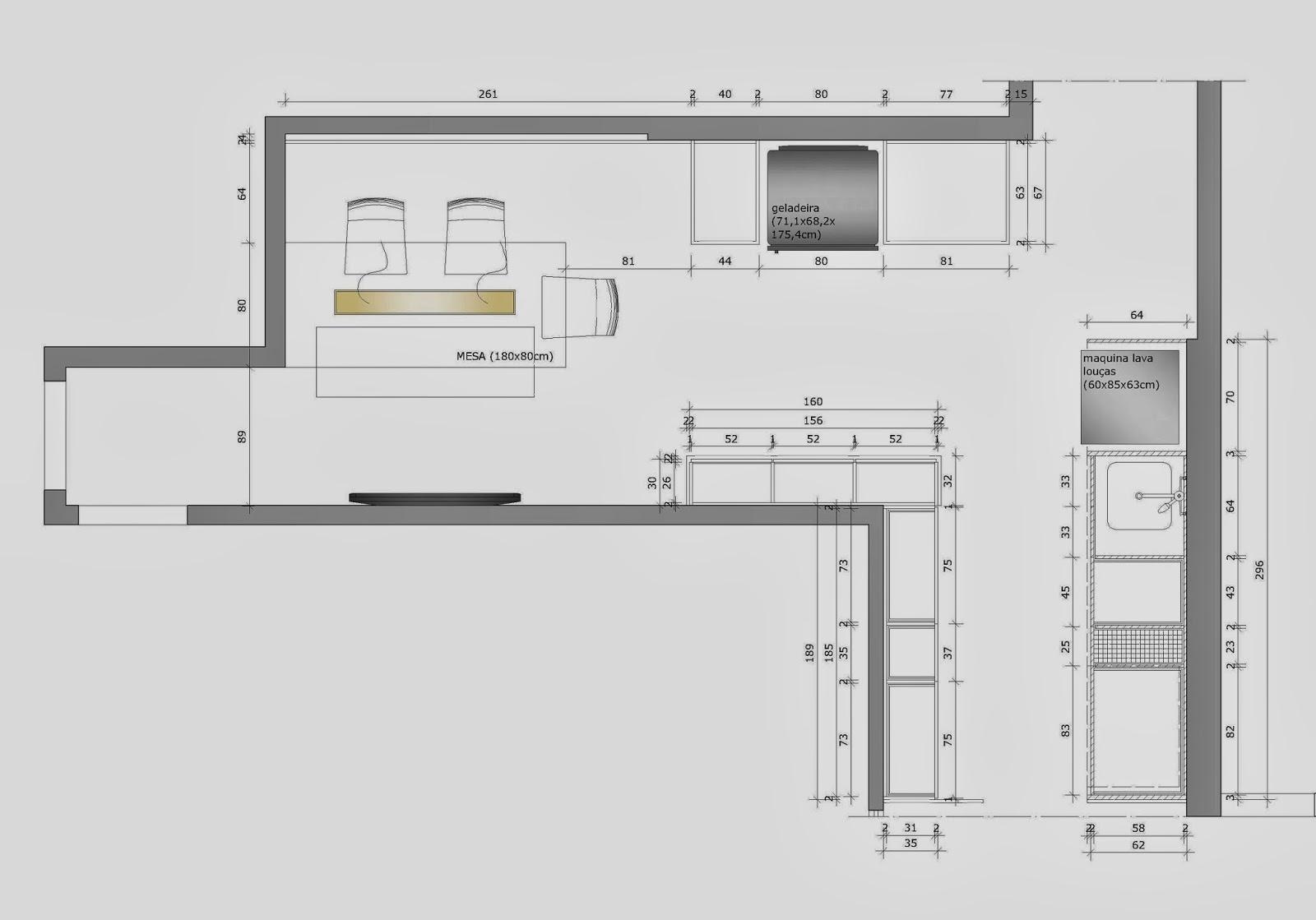 Ideias da Bê!: #COZINHA : uma cozinha com estilo Apto Mata da Praia #837648 1600 1119
