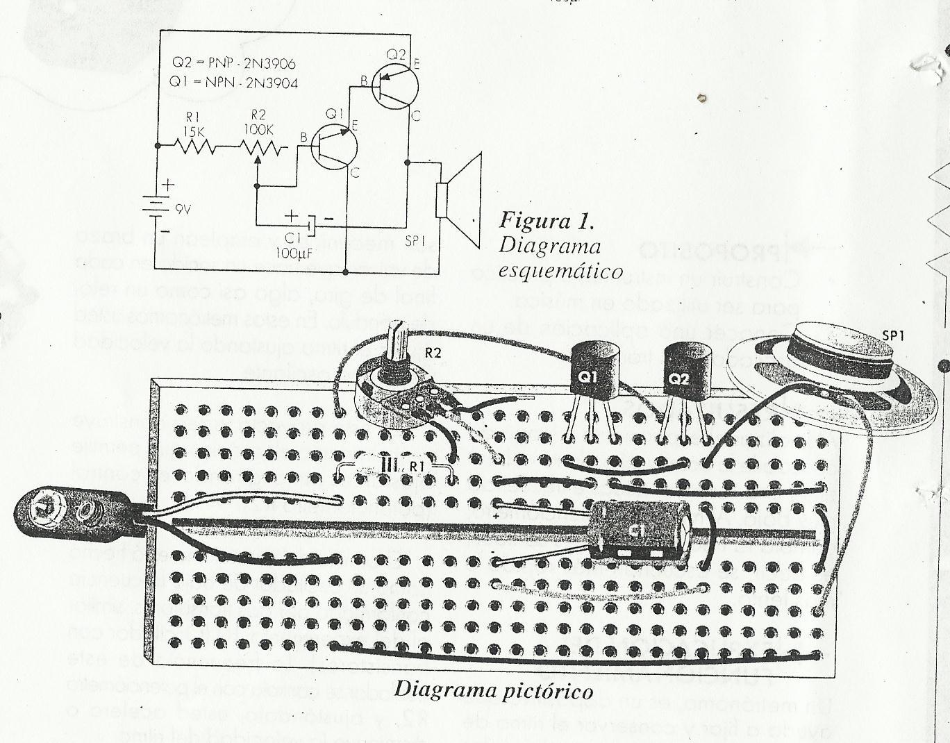 Blog De Electr U00f2nica  Diagramas Electr U00f2nicos
