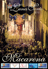 Cartel de Macarena 2012