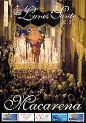 Cartel de Macarena 2012