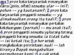 Download Aplikasi Kamus Besar Bahasa Indonesia