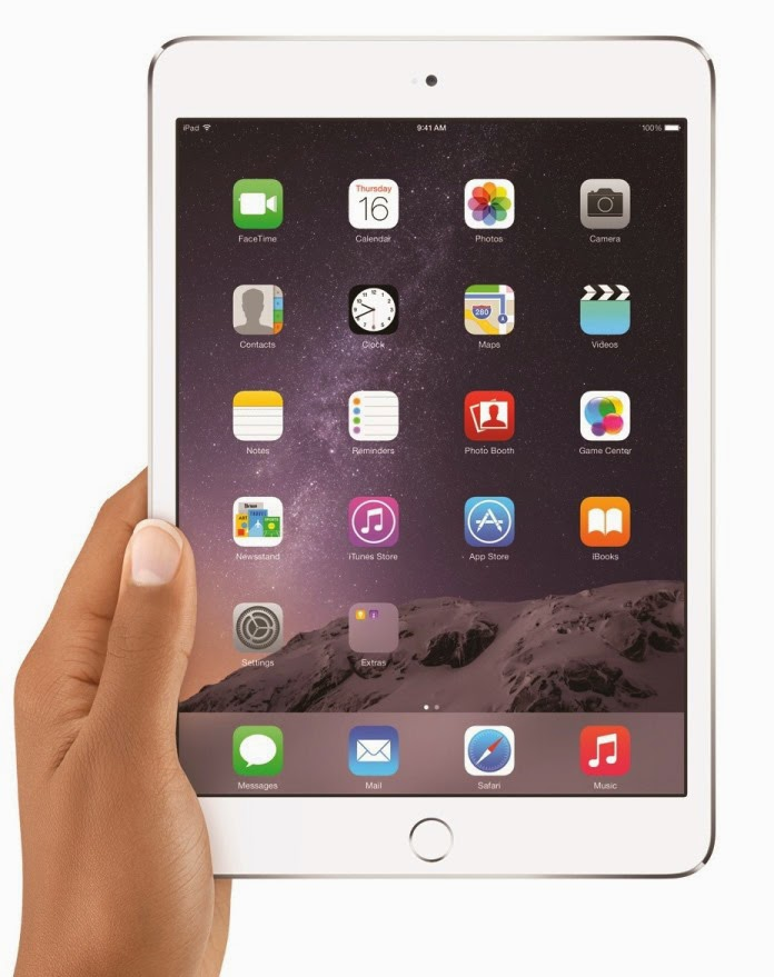 How much iPad Mini 3 cost in India?