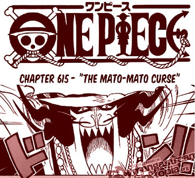 One Piece 615 Manga