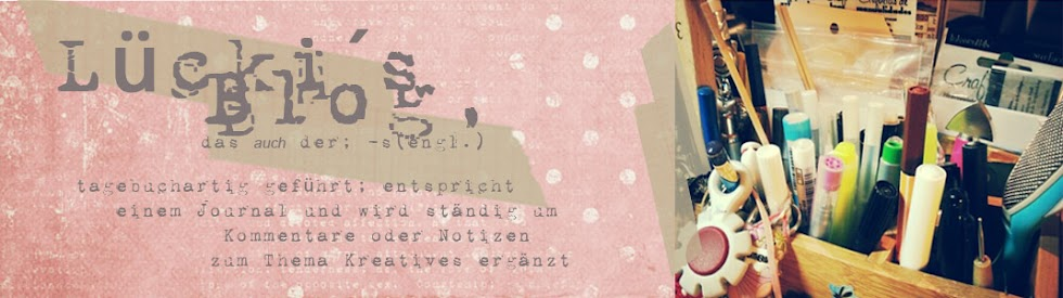 Lücki´s Blog