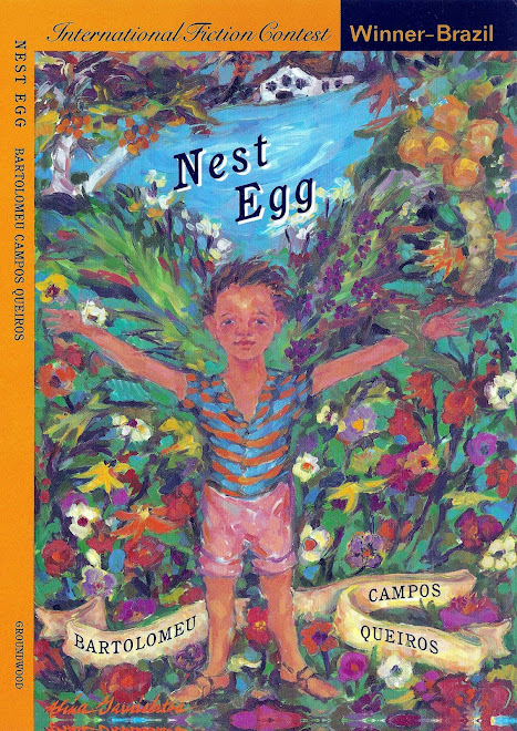 """Nest Egg"" Children's Book Illustration"