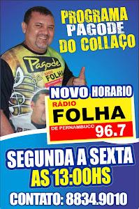 PAGODE DA FOLHA 96.7FM