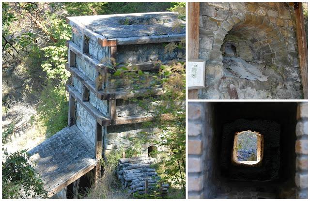 Lime Kiln historical site san juan island