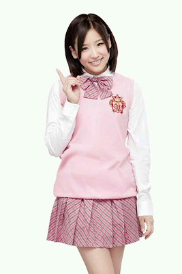 Haruka foto premium content JKT48 clock