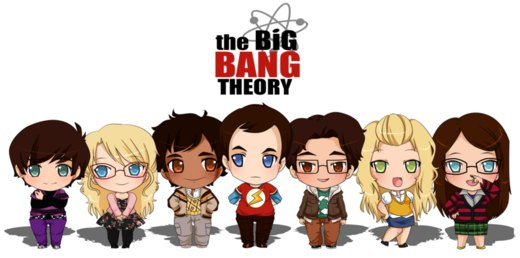 The Big Bang Theory's 100th Episode por PocketCucco