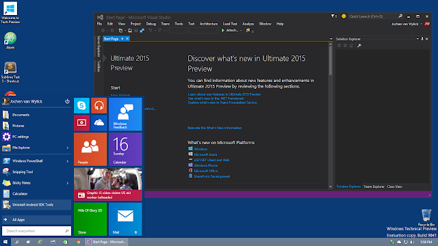 New Visual Studio 2015 Rtm Release Date Release, Reviews and Models on ...