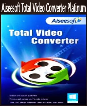 Aiseesoft Total Video Converter Platinum.exe is the Aiseesoft Total Vid
