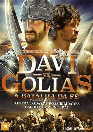 Davi e Golias - A Batalha da Fé Filmes Torrent Download capa