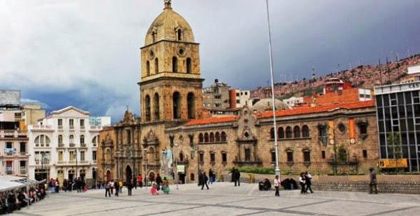 Museo de La Paz, Bolivia
