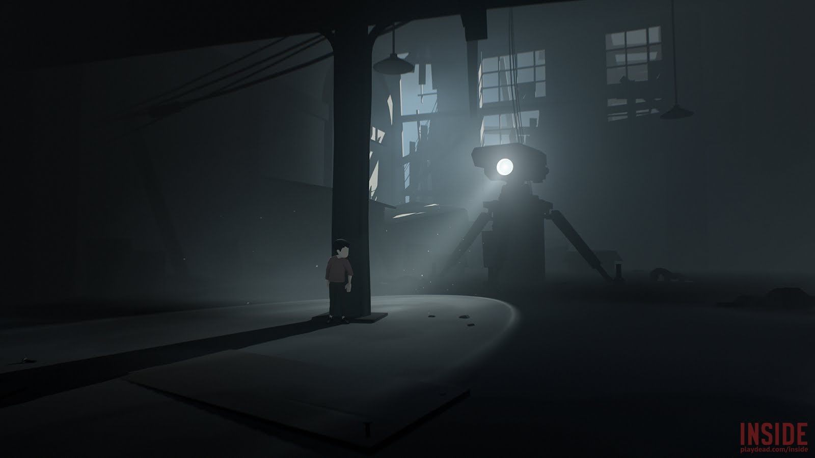 INSIDE video game from Playdead _ Worked as Composer and Sound Designer