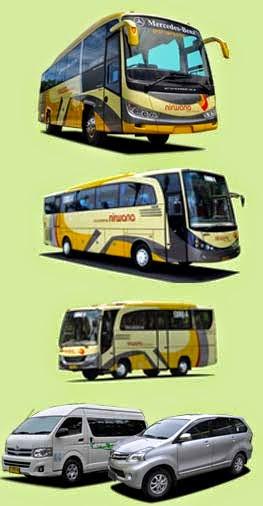 Bus Pariwisata Nirwana