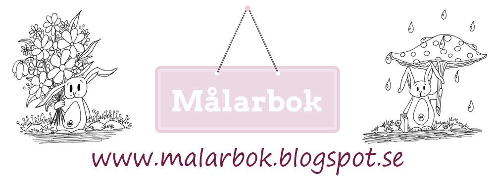 Länk till Målarbok i bloggformat