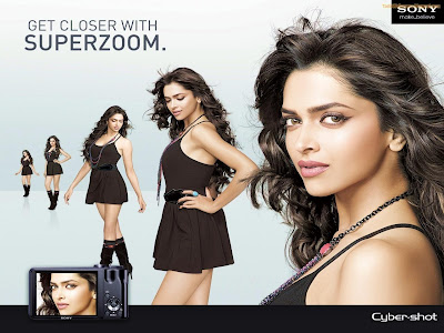 Hot Deepika Wallpaper many shades
