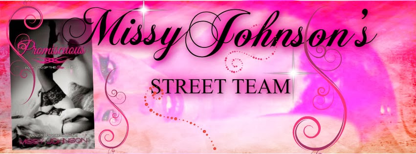 MISSY JOHNSON STREET TEAM