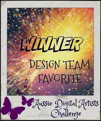 Aussie Digital Artist Challenge - DT Favourite