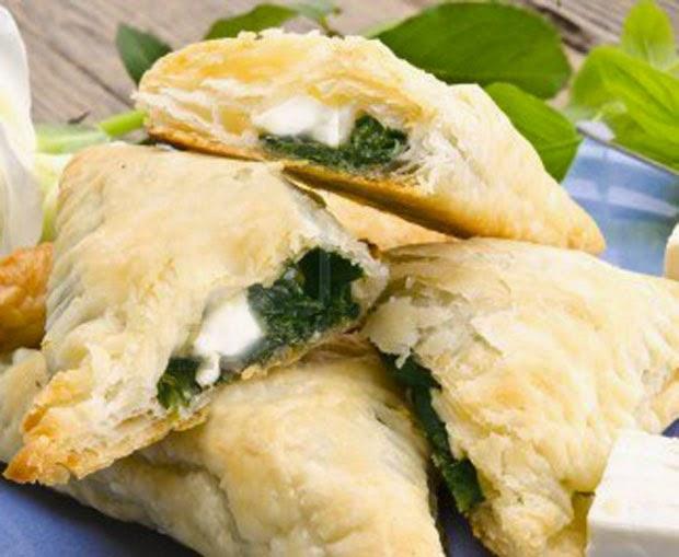 Empanadas de espinacas y queso de cabra milly recetas - Queso de cabra y colesterol ...