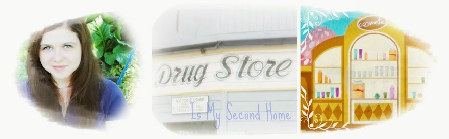 Drugstore is my second home