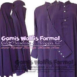 Gamis Syar'i Formal