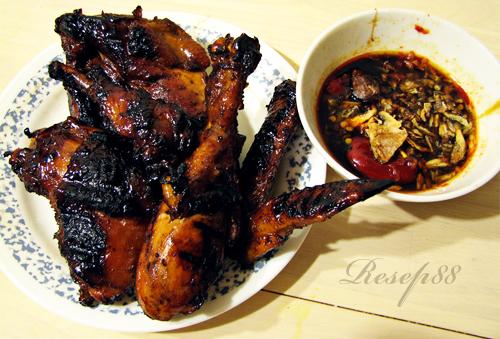 Sambal Ayam Panggang Kecap