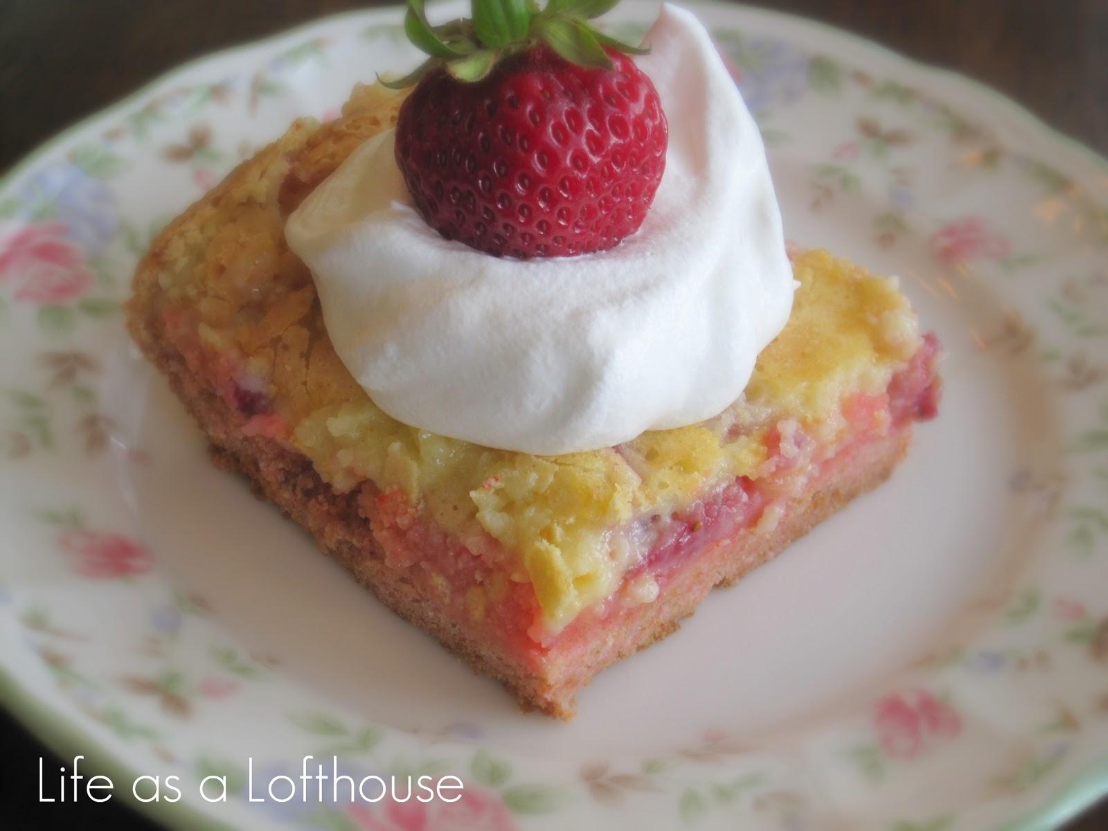 The Sweetery Strawberry Cake Recipe