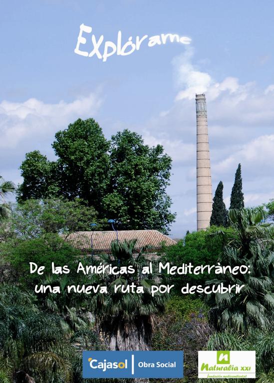 Amiga del parque del alamillo zarzarosa un canto a la for Jardin americano sevilla
