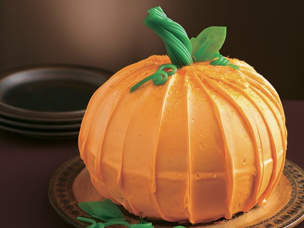 How To Make A Pumpkin Cake Betty Crocker