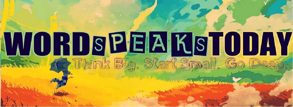 Word Speaks Today